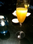 MIMOSA brunch of course
