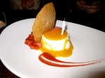 Panna Cotta with Mango