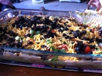 vegetarian 7layer dip