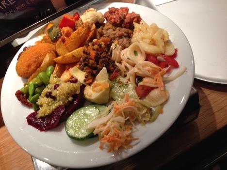 Tibits Vegetarian Restaurant, Basel
