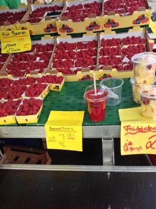 market in Manheim