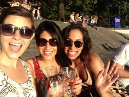 next day: wine on the Rhine