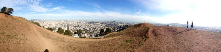 have you ever been to Bernal??