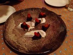 Bittersweet Chocolate Ganache Tart